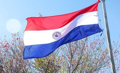 14 de Agosto, Día de la Bandera Paraguaya