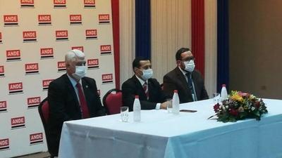 HOY / Nuevo presidente de la ANDE reitera que exoneración de facturas va hasta septiembre