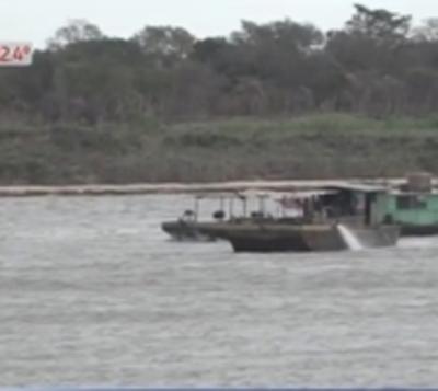 Pilar:La ruta del contrabando y punto de ordeñe de combustible