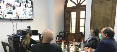 CANCILLER DESTACA ENTENDIMIENTO CON ARGENTINA EN INICIO DE REUNIÓN DE COMITÉS DE INTEGRACIÓN FRONTERIZAS.