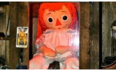 """""""Pánico"""" tras supuesta desaparición de la muñeca """"Annabelle"""" en EEUU"""