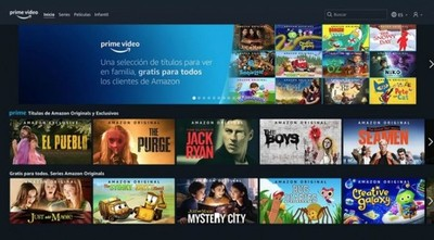 Amazon Video apoya con 5 millones la producción europea durante la pandemia