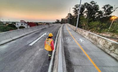 HOY / Puente será para autos, bicis y peatones