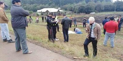 Menor de 10 años falleció en un accidente de tránsito en Campo 9 – Prensa 5