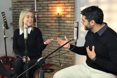 Nenecho y Lizarella cantarán juntos para la ciudad de Asunción