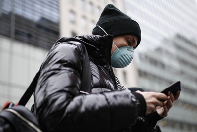 Amplían en París las áreas donde es obligatorio usar mascarilla
