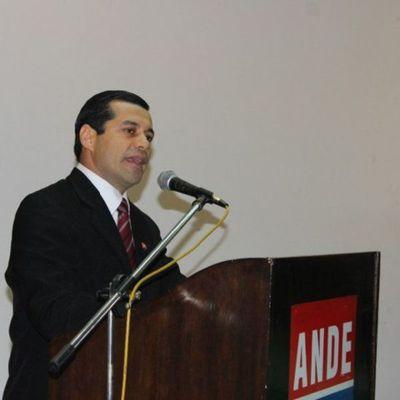 El ing. Félix Sosa asumió su cargo como nuevo titular de la ANDE