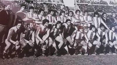 El vicecampeonato mundial de Paraguay cumple 44 años