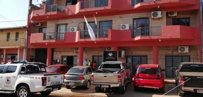 Ministerio Público de Coronel Oviedo fue clausurado temporalmente – Prensa 5