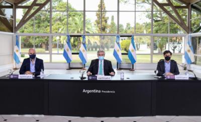 HOY / Argentina prorroga aislamiento