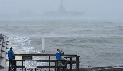 La tormenta tropical Josephine se debilita en el Atlántico