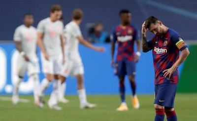 Bayern Munich destrozó al Barcelona 8 a 2 – Prensa 5