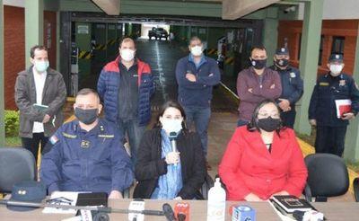 Itapúa dispone solo de 3 camas de Terapia y casos de Covid-19 llegan a 44