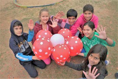 Por el mes de la niñez, promueven sus derechos mediante actividades interactivas