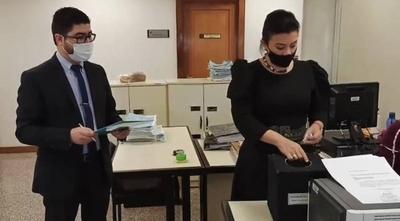 HOY / La Corte suspendió a la camarista Mirtha Sánchez (PJC) sin goce de sueldo, por manipulación de sorteos