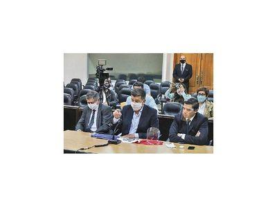 Alegre presenta ante la Corte acción de inconstitucionalidad