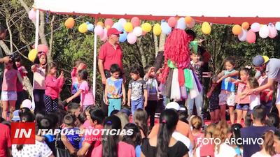 INSISTEN QUE EL DIA DEL NIÑO SEA UN FESTEJO EN FAMILIA