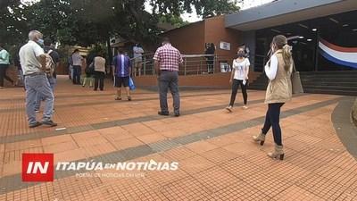 EL 70% DE LOS USUARIOS DE ANDE ESTÁN EXONERADOS EN ITAPÚA