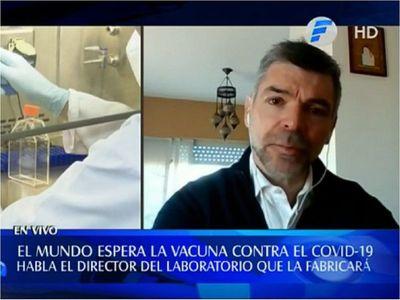 Covid-19: Vacuna de Oxford llegaría a Paraguay en marzo del 2021