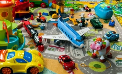 HOY / Variedad de juguetes para el día del niño en el mercado N° 4