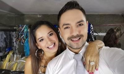 Fernando Eid y Mariela Bogado continúan con las noches de karaoke