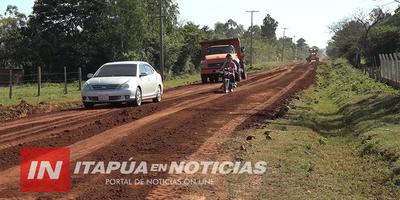 MOPC PROMETE 10 KM DE EMPEDRADO CON RECAPADO PARA GENERAL DELGADO