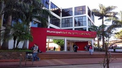 Cierran Municipalidad de San Lorenzo tras contagio masivo