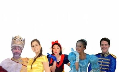 """HOY / Autoteatro: """"Princesas"""" de cuentos clásicos encantarán a los niños en su día"""