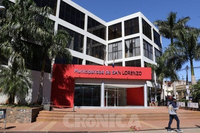 Muni de San Lorenzo se cierra por contagio masivo del virus vai