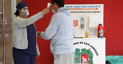 COVID-19: Municipio de San Lorenzo extiende cierre tras contagio de 25 funcionarios