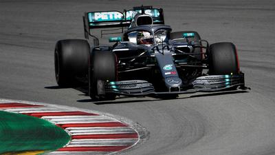 Lewis Hamilton consigue la pole del Gran Premio de España