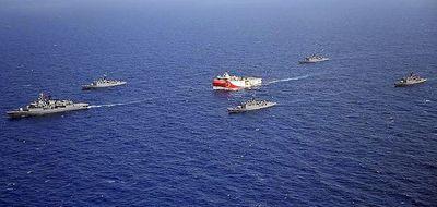 Tensión en el Mediterráneo Oriental