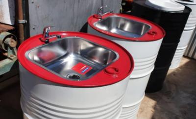 """HOY / El lavamanos, el nuevo invento paraguayo que crece a """"tambor"""" batiente"""