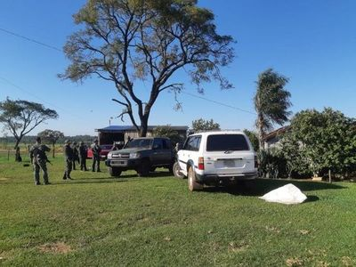 Inicia operativo contra el narcotráfico en Amambay, en conjunto entre Paraguay y Brasil