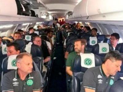Tragedia: Cae avión de Chapecoense, finalista de Sudamericana