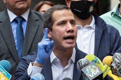 """Juan Guaidó agradeció el apoyo internacional frente a la """"farsa"""" electoral convocada por Nicolás Maduro"""