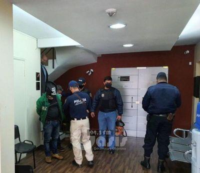 Fiscalía imputa a presuntos integrantes de la banda del narco Barón Escurra