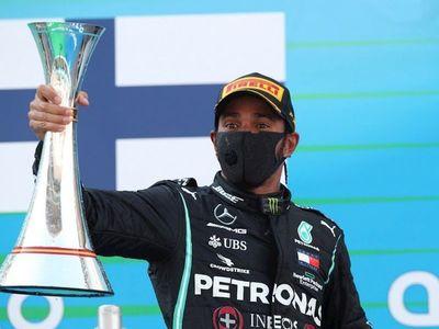 Hamilton, campeón del Gran Premio de España
