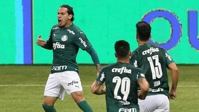 En Brasil y México festejan goles paraguayos