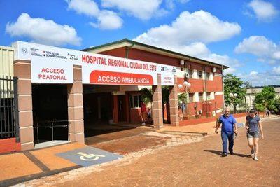 Malvivientes roban insumos y herramientas de cirugía del Hospital Regional de CDE