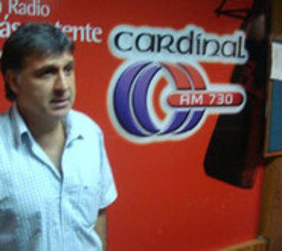 """El """"Tata"""" tendrá en cuenta a Lucas Barrios para el Mundial"""