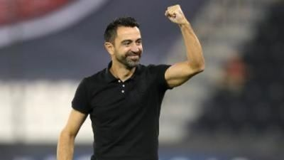 Afición de Barcelona quiere una renovación total y a Xavi como DT