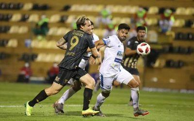 """Guaraní rescata un empate ante el """"12"""" y se aleja de la punta"""