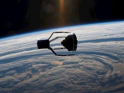 Europa quiere limpiar la basura cósmica desde el 2025