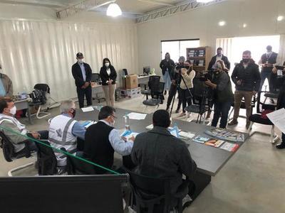 Consorcio Unión firma convenio con Asociación de Empresas del Bajo Chaco