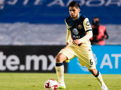 Sergio Díaz debuta en el América de México