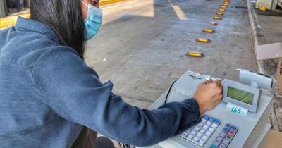 MOPC arrancó con la renovación de máquinas registradoras en puestos de peaje