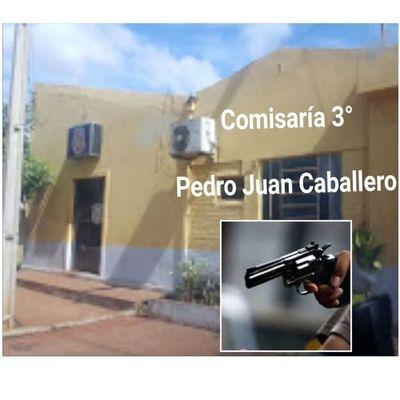 Hombre fue herido a balazos cuando llegaba a su vivienda en Pedro Juan Caballero