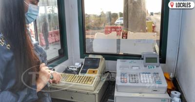 MOPC renueva sus máquinas registradoras en puestos de peaje