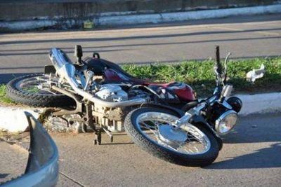 Santa Rosa: grave accidente tras colisión entre motociclistas, uno de los conductores tenía 13 años